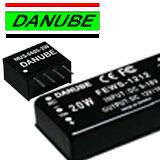 Наличие на складе. DC-DC преобразователи фирмы Danube